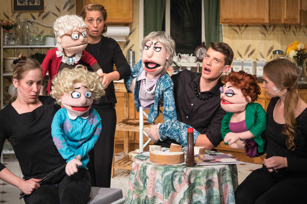 NY Post: You can revisit 'The Golden Girls' — as feisty puppets