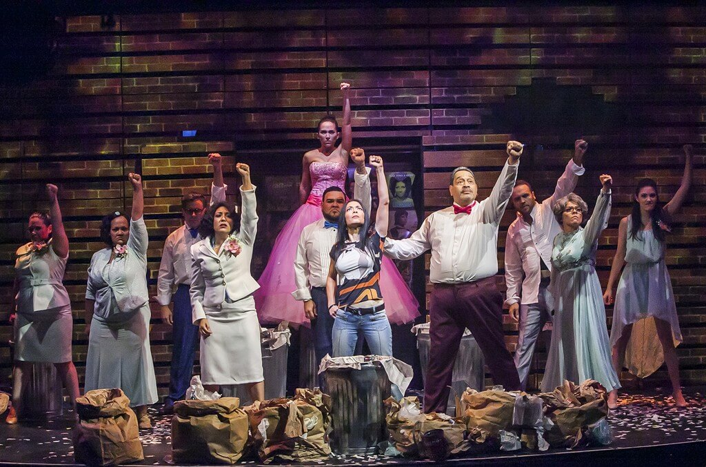 Billboard: Tito Nieves Stars in 'I Like It Like That' Musical