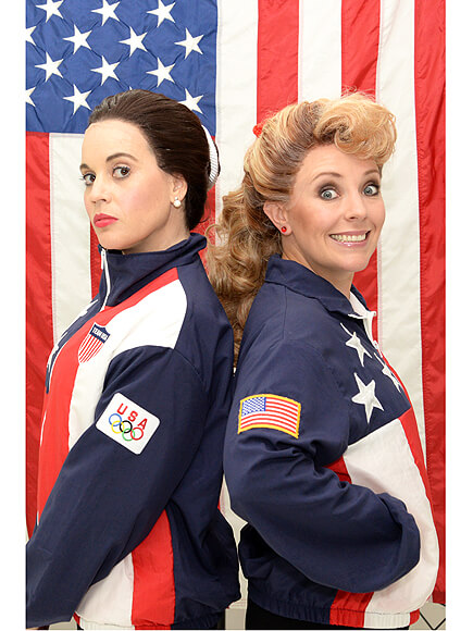 People.com: Yep, There's a Musical About the Nancy Kerrigan and Tonya Harding Scandal