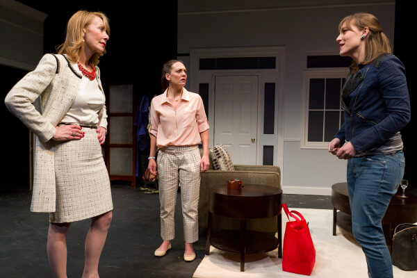 Theatermania Review of Victor Cahn's Villainous Company
